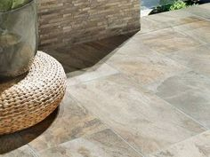 Treverkhome Outdoor Wood Effect Thick Tiles Marazzi - Stein fliesen außenbereich