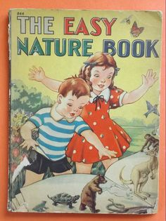 Aldredge McKee The Easy Nature Book for Reading by NickoArts
