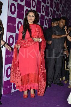 New bride Rani Mukerji's first public appearance after marriage | PINKVILLA