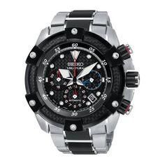 10. Seiko Velatura Men's Watch SRQ001
