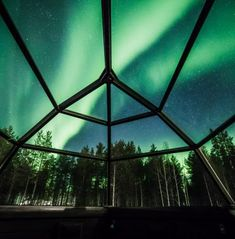 Accommodation packages of Arctic SnowHotel & Glass Igloos in Rovaniemi in Lapland Finland - Arctic Circle Snow Hotel and Igloo accommodation Lapland Finland, Ice Bars, Arctic Circle, Glass Roof, Rooftop Bar, Glass House, Dream Vacations, Northern Lights, Snow