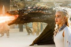 A soaring dragon and a heartbreaking sacrifice make this week's 'Game of Thrones' one of the series' most memorable episodes.