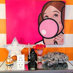 "Mom Creates Jaw-Dropping ""Star Wars"" Nursery for Her Baby Girl, and We're Beyond Jealous"