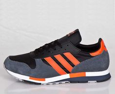 huge discount 38724 8b898 adidas Originals CNTR BlackGreyOrange