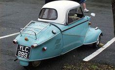 Autos antiguos: BMW Isetta - Taringa!