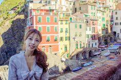 지중해를 품은 친퀘테레 Landscape Pictures, Polaroid Film, Travel, Scenery Paintings, Viajes, Landscape Photos, Destinations, Traveling, Trips