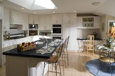 Appliance Garage Kitchen Cabinet Design Ideas, Pictures, Remodel, and Decor - page 38