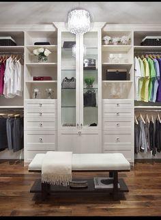 Closets I dream about