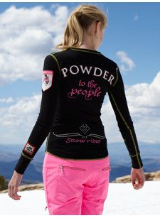 ALP-N-ROCK Ski Wear | snowrider t-shirt | ski resort wear | Gorsuch