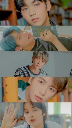 © by aephithelieum Kpop, Star Magic, Cute Comics, Fandom, Korean Music, Cute Gif, I Fall, K Idols, South Korean Boy Band
