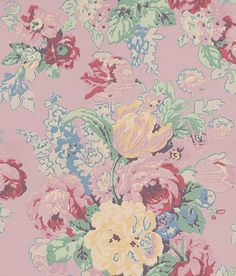 Bouquet wallpaper by Anna French