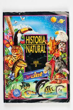 Album Historia Natural 1993 7a edición