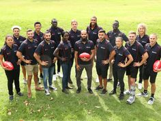 Nineteen AFL and AFLW players named as Australia Post multicultural ambassadors Australian Football, Hunters, Encouragement, Range, Community, Culture, News, Sports, Collection