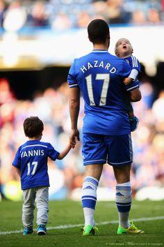 hazard and his children