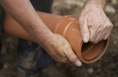 The Repair And Installation Of Sewer Mains Heating And Air Conditioning, Plumbing