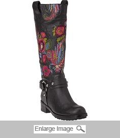 Sargent Pepper Motorcycle Boots!
