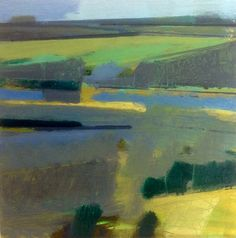 Exmoor Series 2, May 2015 Malcolm Ashman | Mall Galleries