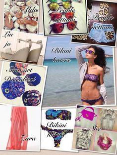 Mai andare in vacanza senza!   #chiarabiasi #shopart #she #peoplenettuno #bikinilovers