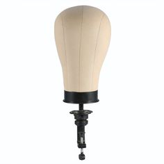 1 Pc Wig Making Head Brown Wig Mannequin Head Wih Stand Hair Styling Practice Tool Hair Extension Making Display Barber Tool