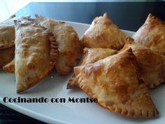 Cocinando con Montse: Empanadillas de atún caseras