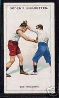Vintage Boxing Cigarette / Tobacco Cards (Collectibles) | eBay