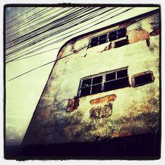 364 - Arquitetura do abandono #umafotopordia #picoftheday #brasil #brazil #n8 #snapseed #eyeem