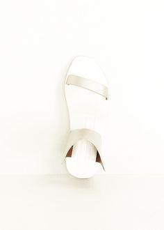 Rick Owens Sandal (Silver)