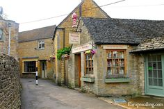Bourton-on-the-Water Cotswolds, England