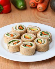 Sandwich Roll-Ups