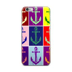 Colorful Anchors