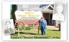 """In """"These Happy Golden Years"""", Laura wrote about the meal that they ate when Mary was home from college. This is what they had: Hash Brown. Sweet Memories, Childhood Memories, Mothers Day Meals, Night Poem, Boys Food, Family Research, Laura Ingalls Wilder, Author Studies, Chocolate Chip Recipes"""
