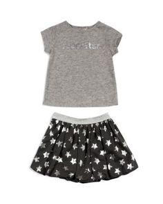 9d11285aeab Amy Coe Infant Girls  Superstar Tee  amp  Skirt Set - Sizes 12-24