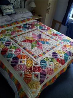 Scrappy Quilt show - Right Here!! :) - Page 243 Beautiful colors!
