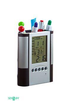 Gadżety Reklamowe Sensum Art Digital Alarm Clock, Home Decor, Interior Design, Home Interior Design, Home Decoration, Decoration Home, Interior Decorating