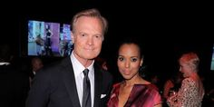 Lawrence O'Donnell, 65, and Tamron Hall, 47, are now married