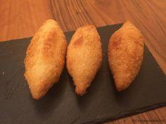 5Deliciosa receta de carimañolas de queso recién hechas