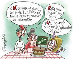 La Fuensanta y el Antón: Cumplekilómetros feliz