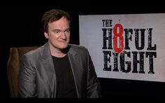BE 8FUL AND TRIGGER HAPPY!!! HAHA!!! Tomorrow go see the new TARANTINO movie:  THE HATEFUL EIGHT!!! A MUST SEE Unique Experience!! My interviews:http://www.allocine.fr/video/player_gen_cmedia=19559565&cfilm=225571.html Official Site: http://thehatefuleight.com