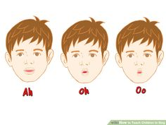 Tips for teaching young children how to sing.