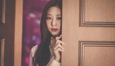 Kim Min, Face Claims, Chara, Kpop Girls, Pink, Pink Hair, Roses