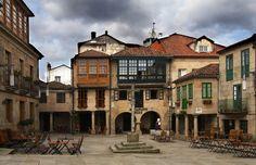 Pontevedra, Galicia Spain