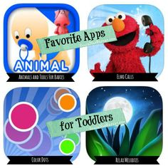 Toddler Apps - These are great! || SnackNapRepeat.com #toddlers #toddlerapps