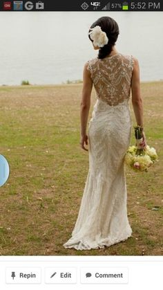 dress beach wedding dresses.  #wedding #beachwedding repined by http://theguayaberashirtstore.com