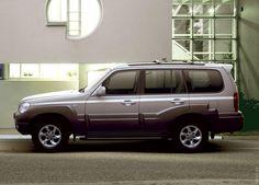 2005 Hyundai Terracan
