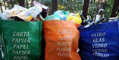 Segregacja śmieci: niekonieczne w koszach