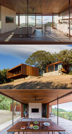 It should come as no surprise that when Apple's Director of Store Design was in the market for a new house, he wanted a home that would be as modern and streamlined as his employer's impeccable shopfronts. He, along with the team at Alchemy, tweaked the original designs of the Alchemy weeHouse to create the Sonoma weeHouse, a prefabricated home made up of two elevated open-sided boxes. The ultra-minimal home was swiftly assembled onsite between gnarled oaks and boasts fantastic views of the…