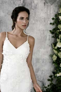Guipurean designer Cassandra, believes in brides wearing a bridal gown that reflects their unique personality and style. Wedding Dreams, Wedding Things, Dream Wedding, V Neck Wedding Dress, Beautiful Wedding Gowns, Concierge, Designer Wedding Dresses, Bridal Gowns, Red Carpet