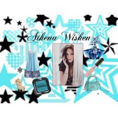 Athena Wishen, created by sissy081290.polyvore.com