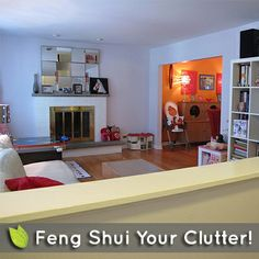 ethicalBlog: #SpringCleaning is just around the corner.  If you're looking for a way to reclaim your space and organize your life, you may want to consider incorporating some #FengShui principles. Create a more harmonious living space with our space-clearing ideas! Click picture for more info!