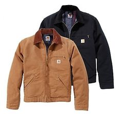 Best Friends for life! Carhartt EJ001, all you need. #Carhartt #GenXtreme #Workwear #Arbeitsjacke #Jacket
